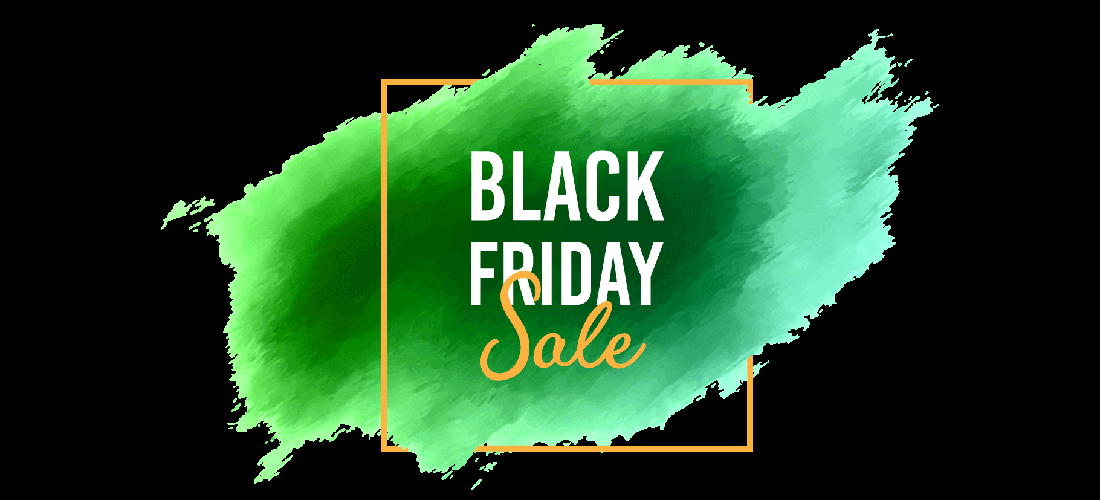 Black Friday Sale On Now